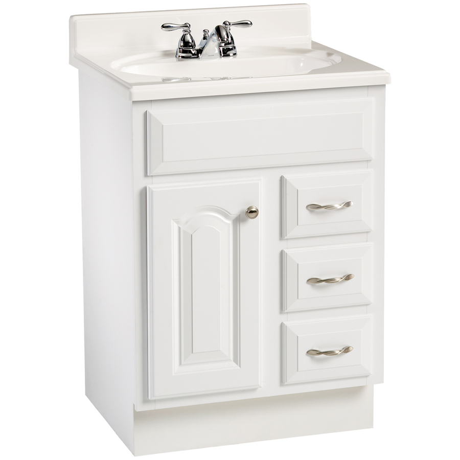 Shop Architectural Bath Tuscany Wall Cabinet Common 24 Bathroom Design Gorgeous Bathroom