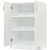 ESTATE by RSI 23.75-in W x 34.5-in H x 16.625-in D White Base Cabinet
