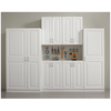 ESTATE by RSI 23.75-in W x 32-in H x 12.5-in D White Cabinet