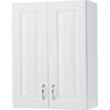 ESTATE by RSI 23.75-in W x 32-in H x 12.5-in D White Kitchen Wall Cabinet
