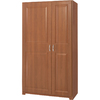 ESTATE by RSI 38.5-in W x 70.37-in H x 20.75-in D Cognac Linen Cabinet