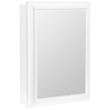 ESTATE by RSI 18-1/2-in White Surface Mount Medicine Cabinet