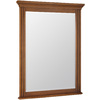 ESTATE by RSI 36-in H x 27-in W Linden Amber Glaze Rectangular Bathroom Mirror