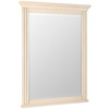 ESTATE by RSI 36-in H x 27-in W Linden Bisque Rectangular Bathroom Mirror