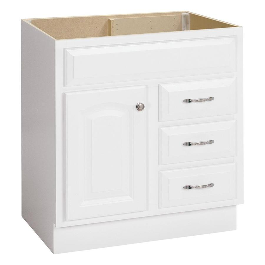 Vanity Common: 30in x 21in; Actual: 30in x 21in at Lowes.com