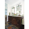 Style Selections Alstead Espresso Traditional Bathroom Vanity (Common: 36-in x 22-in; Actual: 36-in x 21-in)