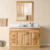 Style Selections Cotton Creek Natural Traditional Bathroom Vanity (Common: 48-in x 22-in; Actual: 48-in x 21-in)