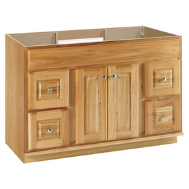 Vanity Common: 48in x 22in; Actual: 48in x 21in at Lowes.com