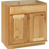 Style Selections Natural Cotton Creek Traditional Bathroom Vanity