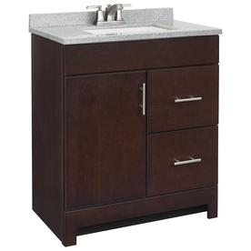Shop Style Selections Lagosta Java Integral Single Sink