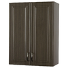 ESTATE by RSI 23.75-in W x 32-in H x 12.5-in D Wood Composite Wall-Mount Garage Cabinet