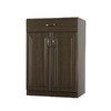 ESTATE by RSI 23.75-in W x 34.5-in H x 16.5-in D Wood Composite Wall-Mount Garage Cabinet