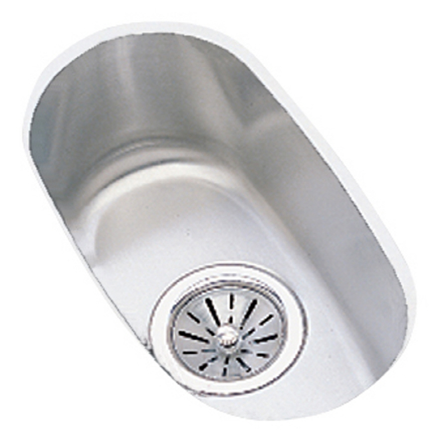 ... harmony 18 gauge single basin undermount stainless steel kitchen sink