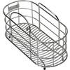 Elkay 5.5-in W x 12-in L x 8-in H Metal Dish Rack and Drip Tray