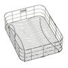 Elkay 12.5-in W x 15-in L x 8-in H Metal Dish Rack and Drip Tray