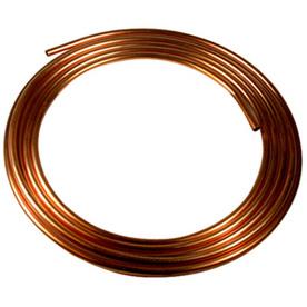 1/4-in dia x 20-ft L Coil Copper Pipe