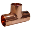 2-in x 2-in x 2-in Dia. Copper Tee Fitting