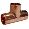 2-in x 2-in x 1-in Dia. Copper Tee Fitting