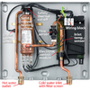 AquaPower DHE 12 240-Volt 12-kW 1-Year Limited Commercial/Residential Tankless Electric Water Heater