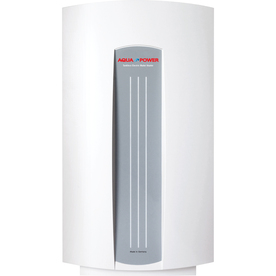 AquaPower AQC 6-2 240-Volt 6-kW 1-Year Limited Commercial/Residential Tankless Electric Water Heater