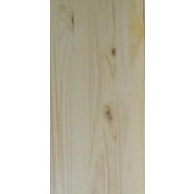1-in x 20-in x 48-in Stain Kiln-Dried Kiln-Dried Elliotis Pine Panel