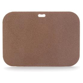 "The ""Original"" Grill Pad 30-in L x 42-in W Fiber Cement Rectangle Textured Earth Tone Brown Grill Mat"