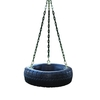 Heartland Tire Swing for Captain's Loft Black