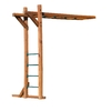 Heartland 5 Star Admiral Redwood Monkey Bars