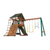 Heartland Playsets Captains Loft A Residential Wood Playset