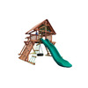 Heartland Playsets 5-Star Admiral A Expandable Residential Wood Playset