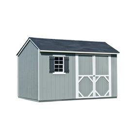 Heartland Stratford 11.71-ft x 8-ft Saltbox Engineered Wood Storage Shed