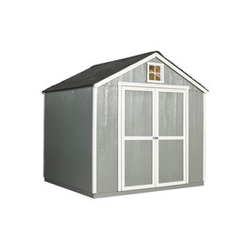Heartland belmont gable engineered wood storage shed reviews