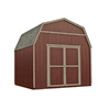 Heartland Rainier Gambrel Engineered Wood Storage Shed (Common: 10-ft x 10-ft; Interior Dimensions: 10-ft x 9.71-ft)