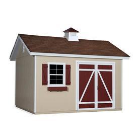 Shop heartland mansfield gable engineered wood storage for Heartland sheds