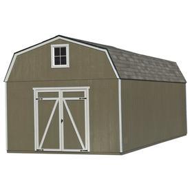 12 X 24 Storage Shed