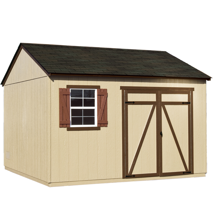 Backyard Sheds Lowes : Storage Sheds Lowes Wood storage shed (common