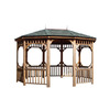 Heartland Bayview 12x16 Oval Gazebo Without Floor