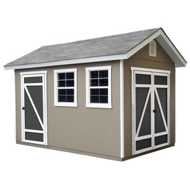 Shop heartland architectural gable engineered wood storage for Heartland sheds