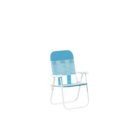Garden Treasures Steel Folding Chair