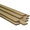 1-in x 2-in x 8-ft Green Western Red Cedar Board
