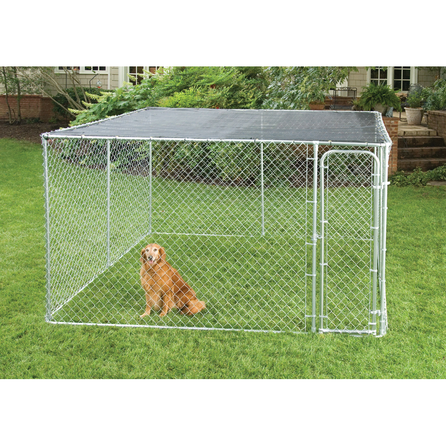 Shop Dog Kennel Sunblock Cover At Lowes Com