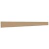 EverTrue Wood Pine Lattice Moulding (Actual: 0.25-in x 1.125-in)