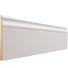 EverTrue 19/32-in x 5-1/4-in x 12-ft Primed MDF Base Moulding (Pattern 163E)