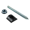 Creative Stair Parts Rail & Post Fastener Kit