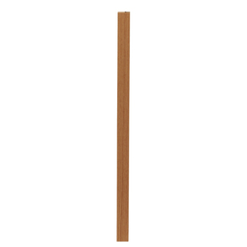 Creative Stair Parts 34-in Creative Stain Grade Red Oak Craftsman Baluster 5360 34 OAK