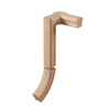Creative Stair Parts Stain Grade Gooseneck Handrail Fittings
