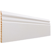 EverTrue 9/16-in x 5-1/4-in x 16-ft Primed Pine Base Moulding (Pattern L 5180)