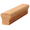 Creative Stair Parts 2.25-in x 16-ft Stain Grade Un-Plowed Handrail