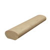 Creative Stair Parts 1.28125-in x 16-ft Stain Grade Un-Plowed Handrail