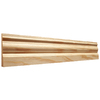 EverTrue 3.25-in x 12-ft Interior Pine Wood Baseboard